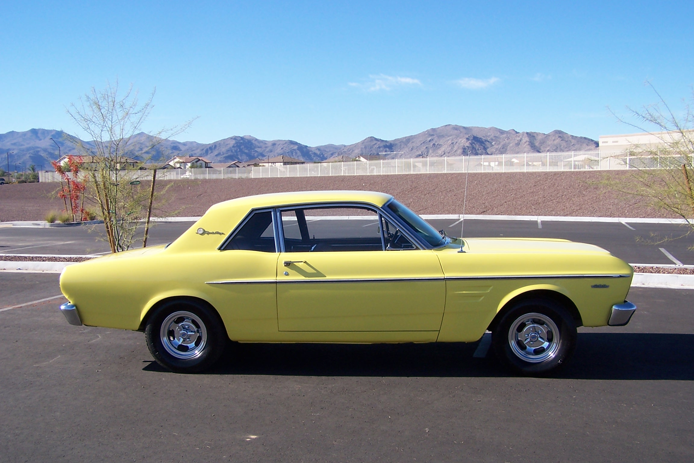 1967 Falcon Sports Coupe